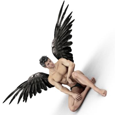Gay angel sex