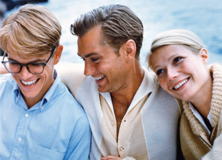 Matt Damon, Jude Law and Gwyneth Paltrow