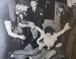 Mardi Gras Protest March 1978 - Photo from Gay News Network