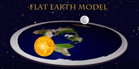 That Flat Earth Theory Kevin Klehr