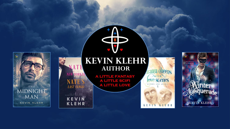 kevin klehr - author